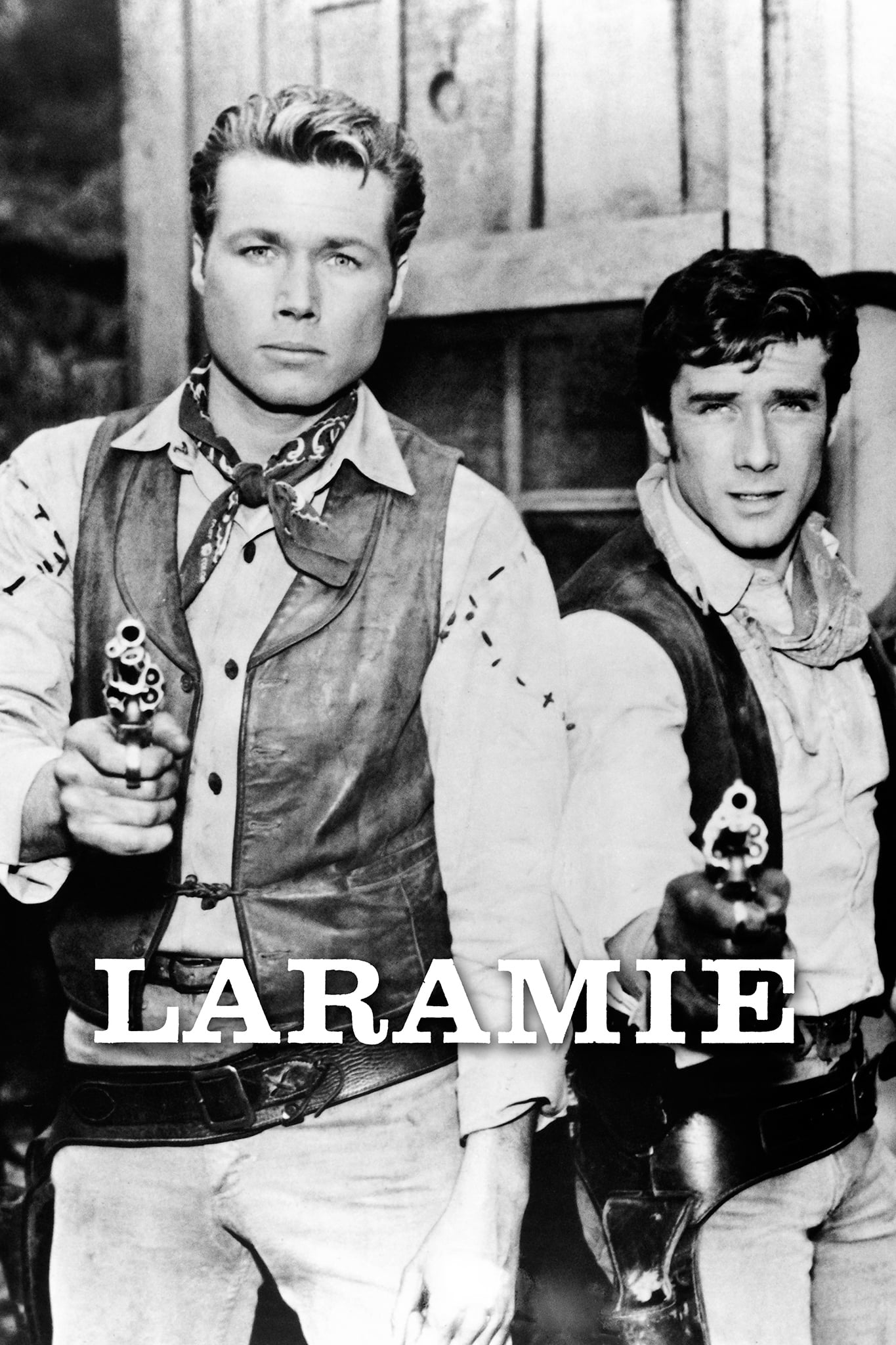 Laramie series tv complet