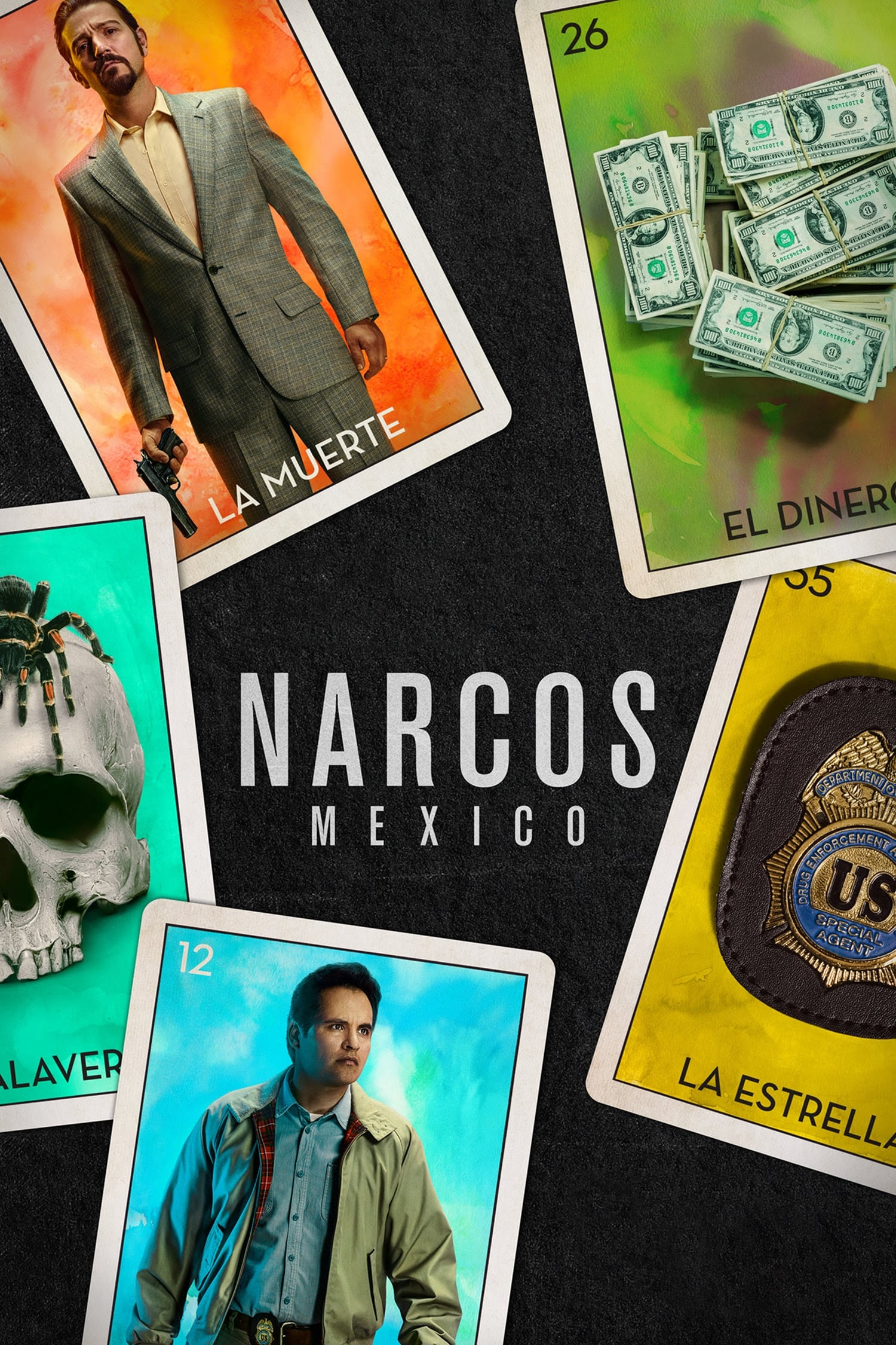 Narcos: Mexico series tv complet