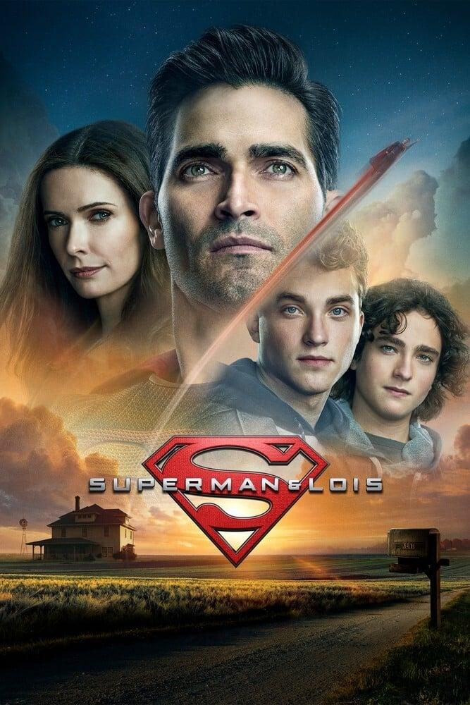 Superman & Lois series tv complet