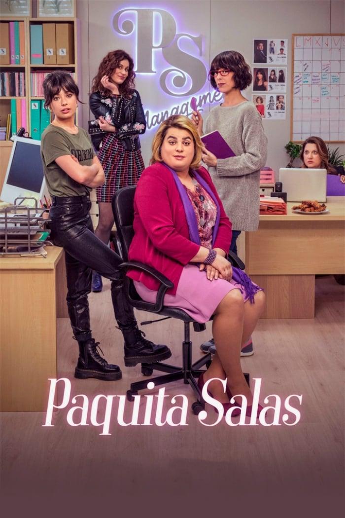 Paquita Salas series tv complet