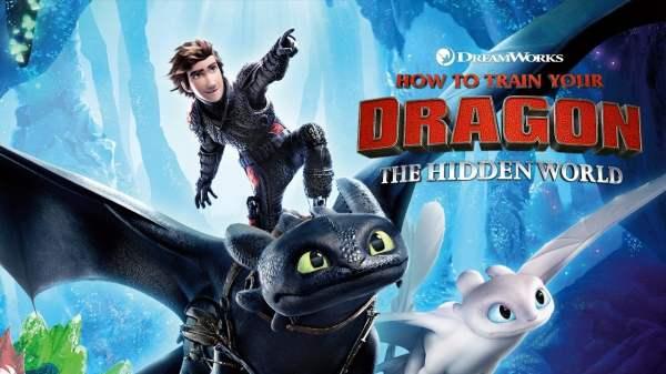 Як приборкати дракона 3: Прихований світ (2019) - Кінобаза