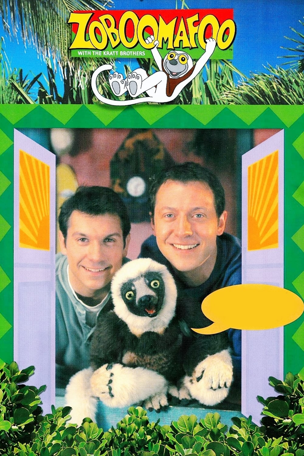 Zoboomafoo series tv complet