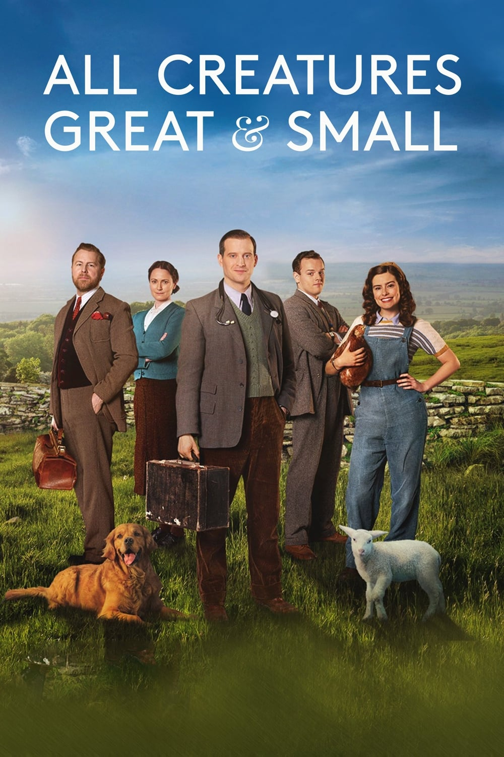 All Creatures Great and Small series tv complet