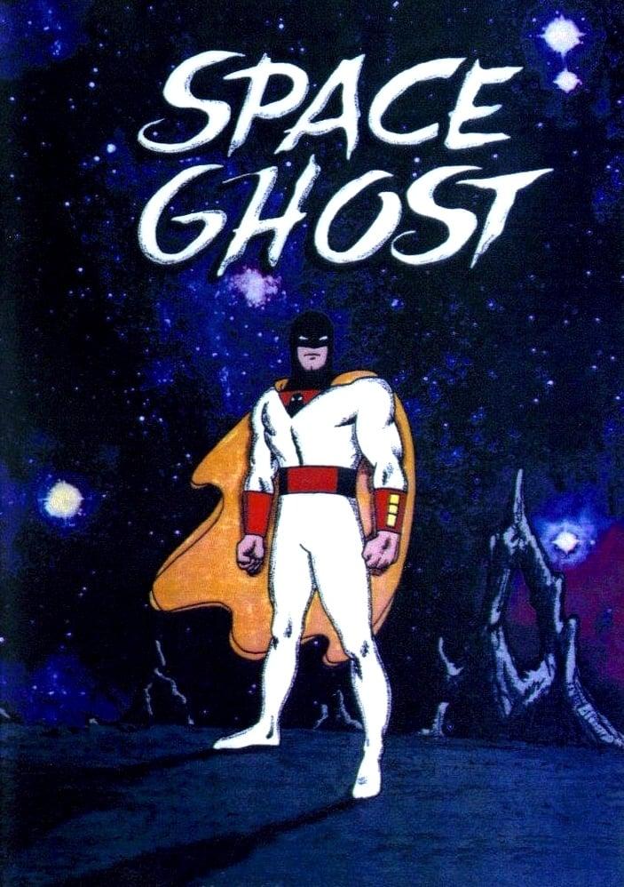 Le Fantôme de l'espace series tv complet
