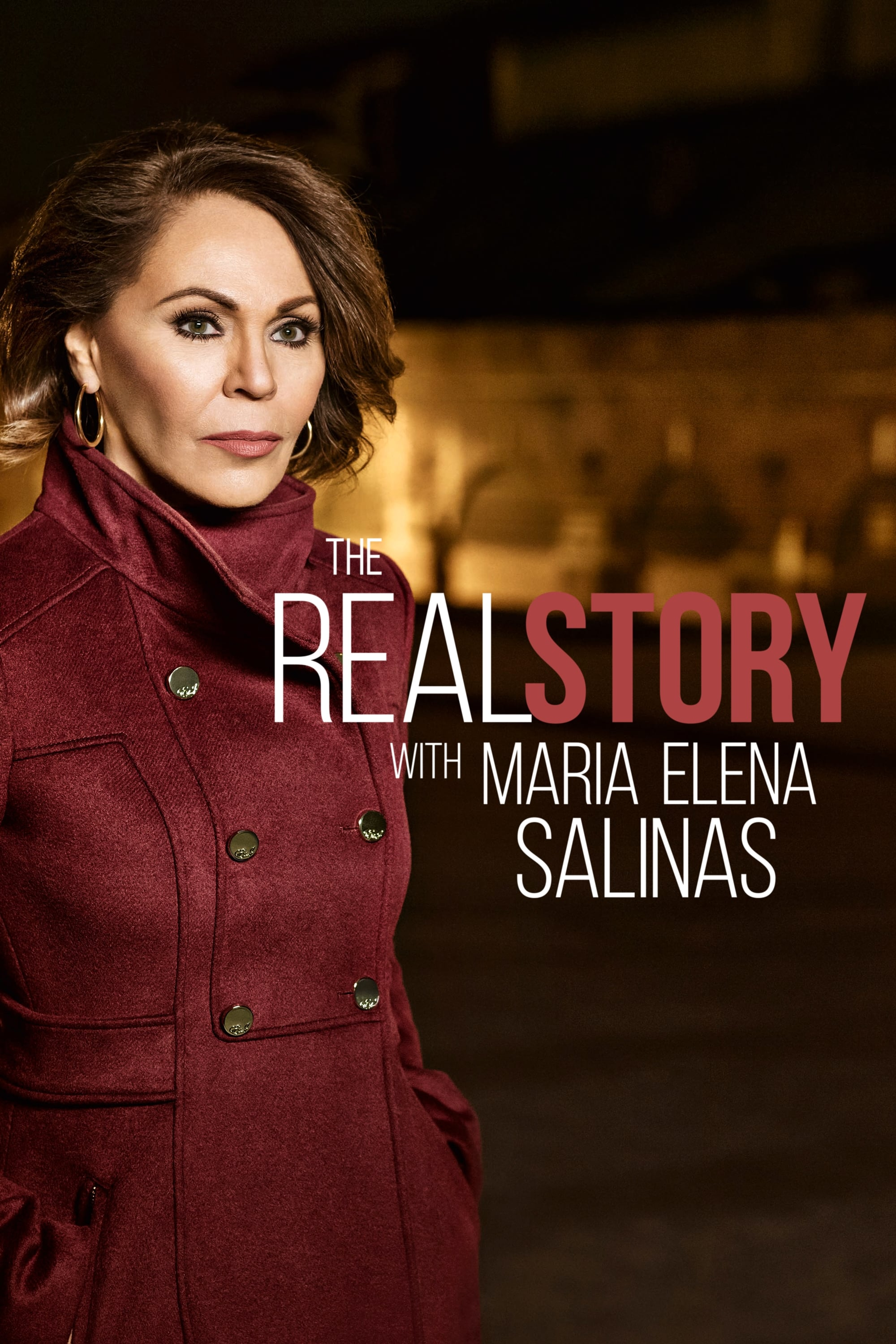 The Real Story with Maria Elena Salinas series tv complet