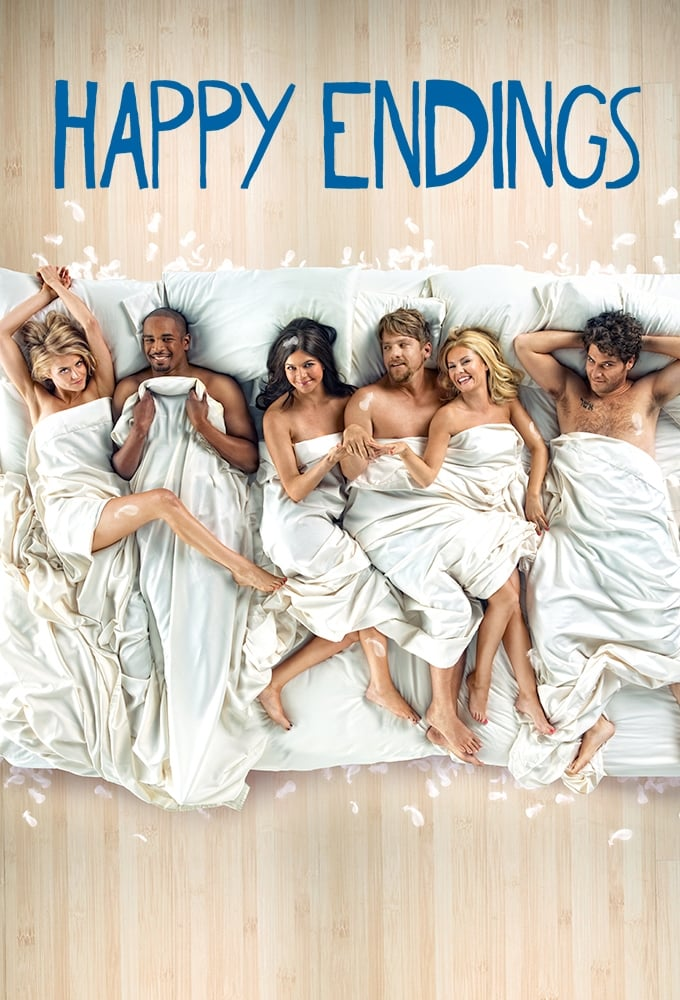 Happy Endings series tv complet