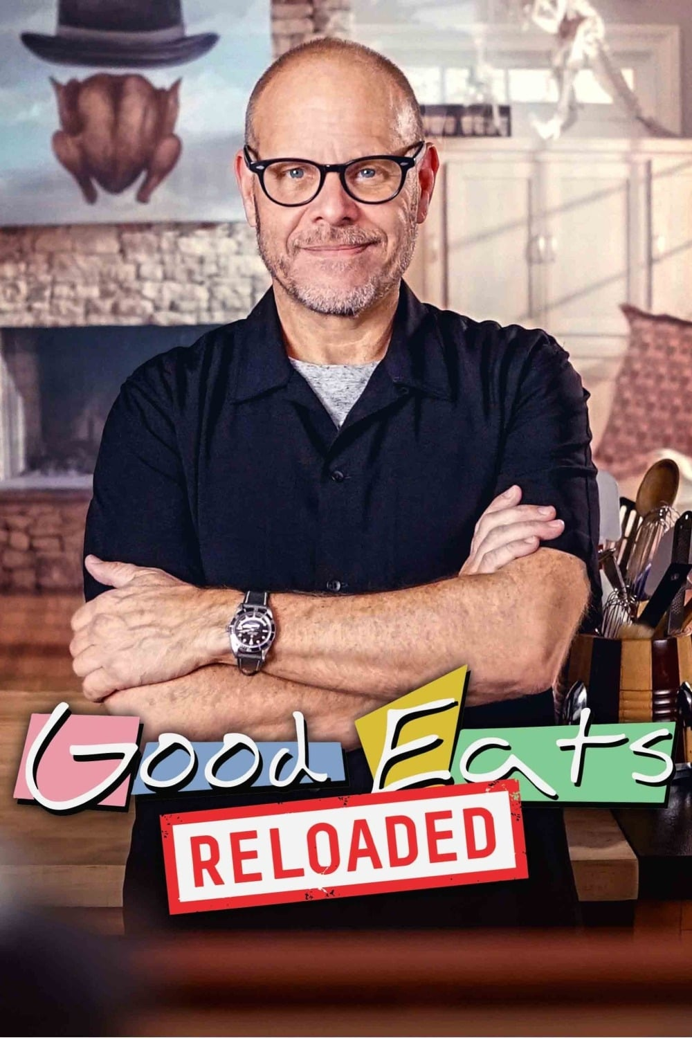 Good Eats: Reloaded series tv complet