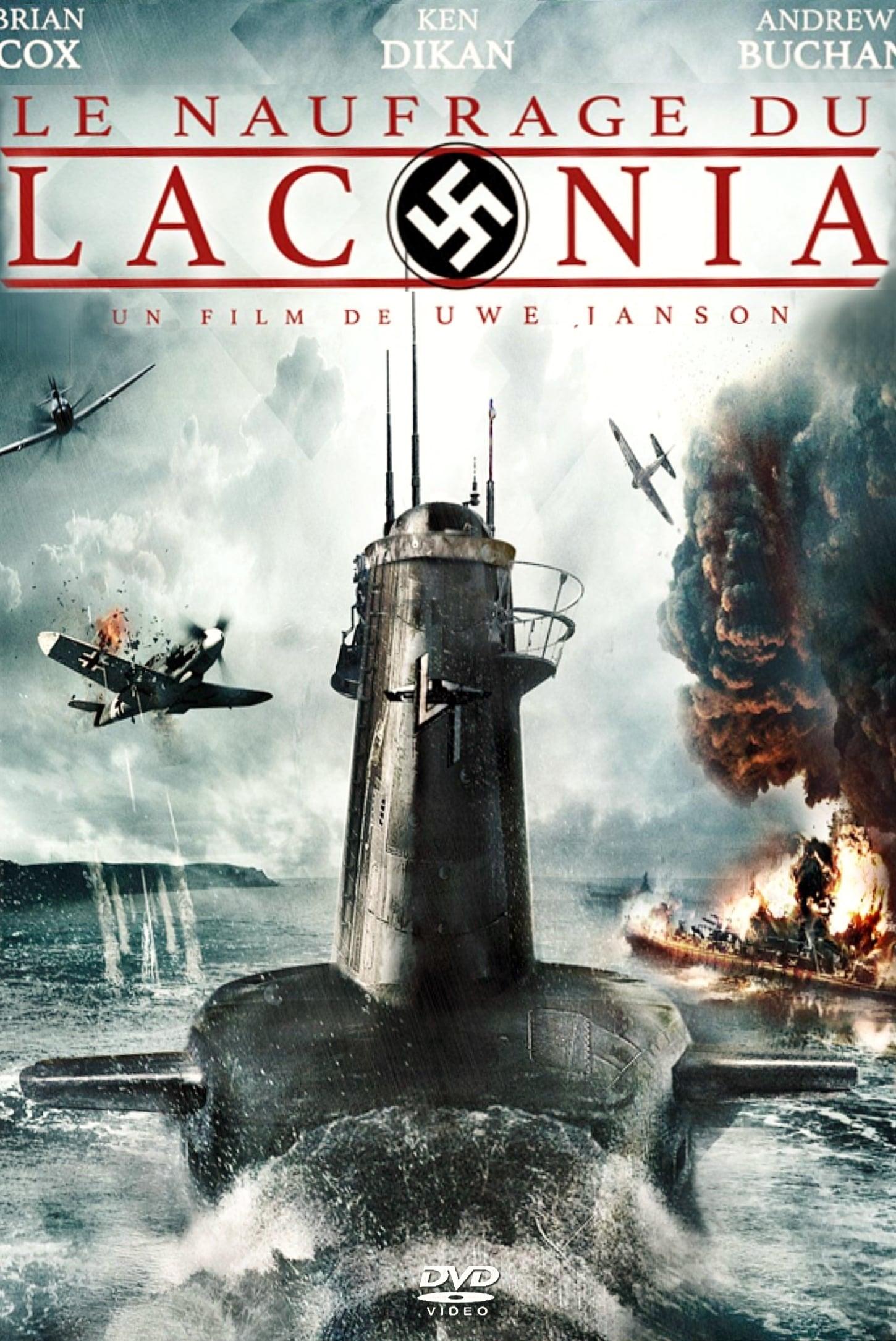 Le Naufrage du Laconia series tv complet