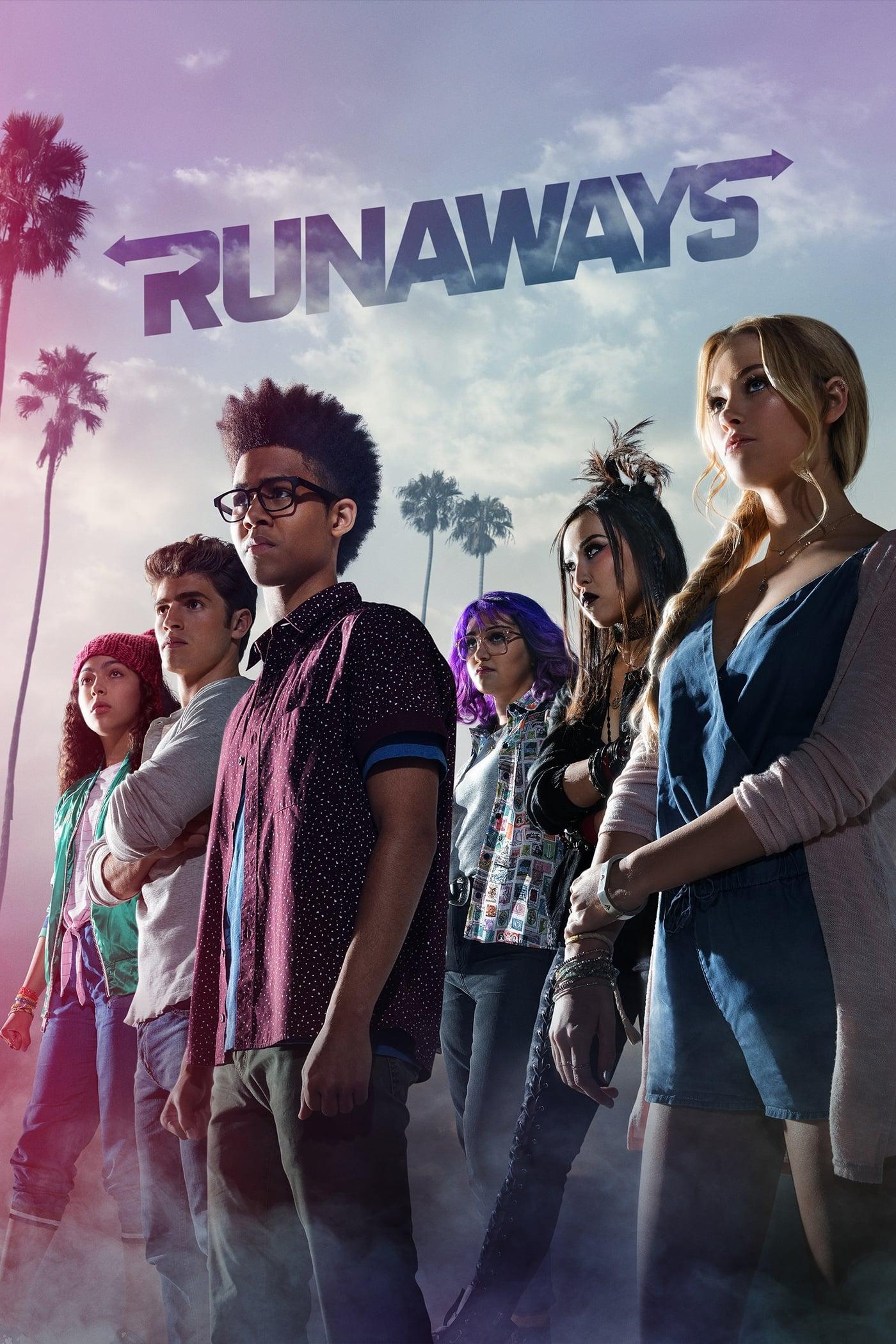 Marvel's Runaways series tv complet