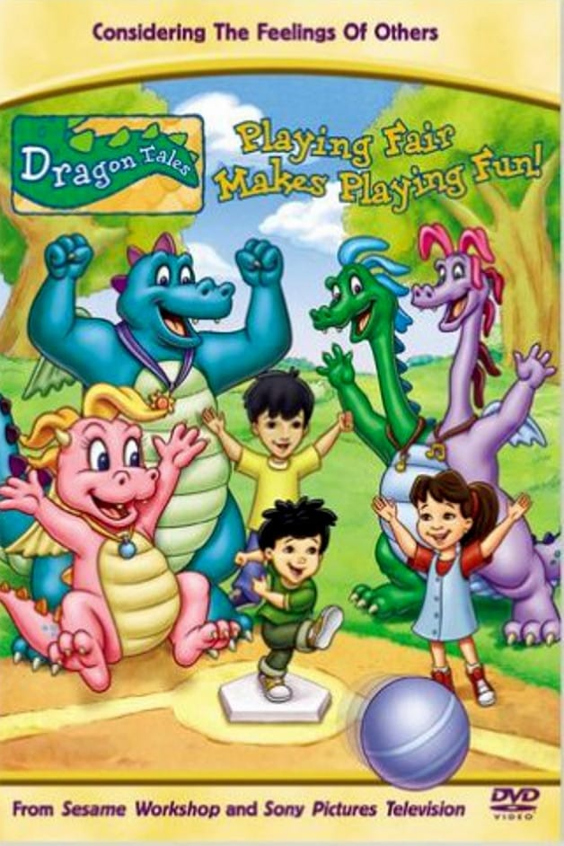 Dragon Tales series tv complet