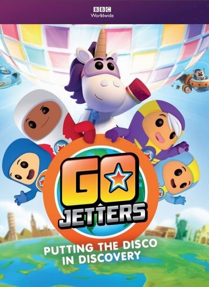 Go Jetters series tv complet