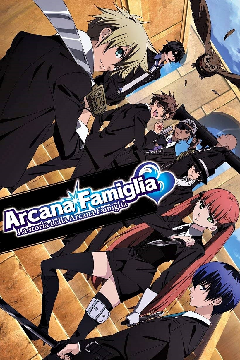 Arcana Famiglia series tv complet