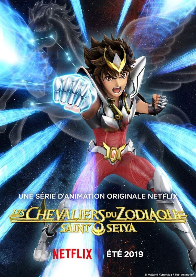 SAINT SEIYA : Les Chevaliers du Zodiaque series tv complet