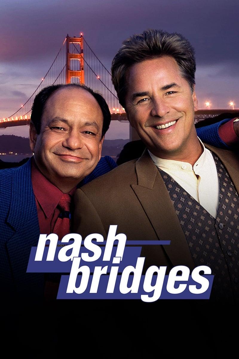 Nash Bridges series tv complet