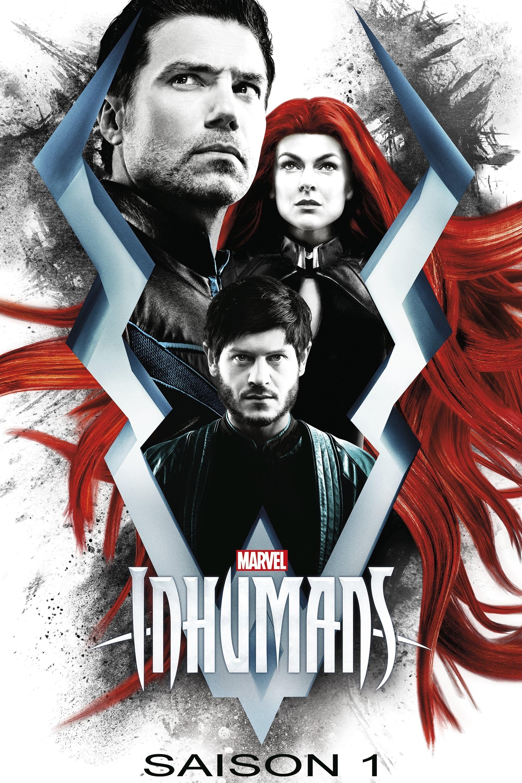 Inhumans series tv complet