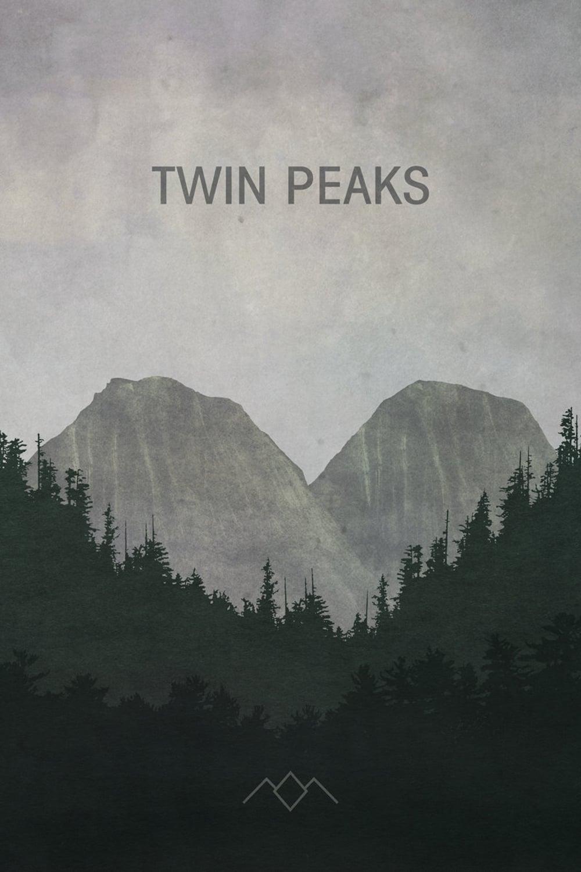 Twin Peaks series tv complet