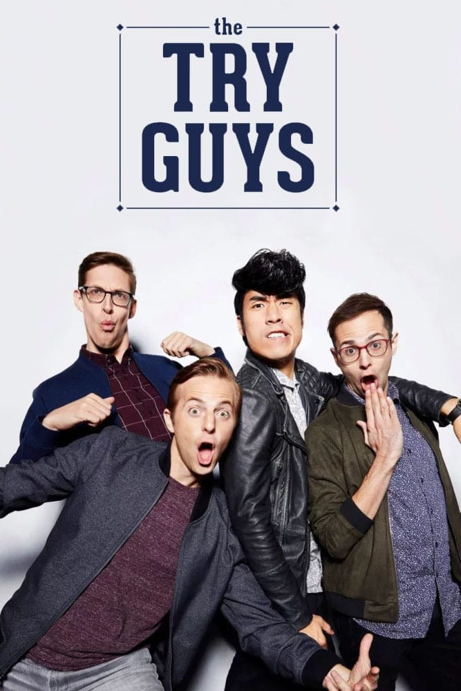 The Try Guys series tv complet