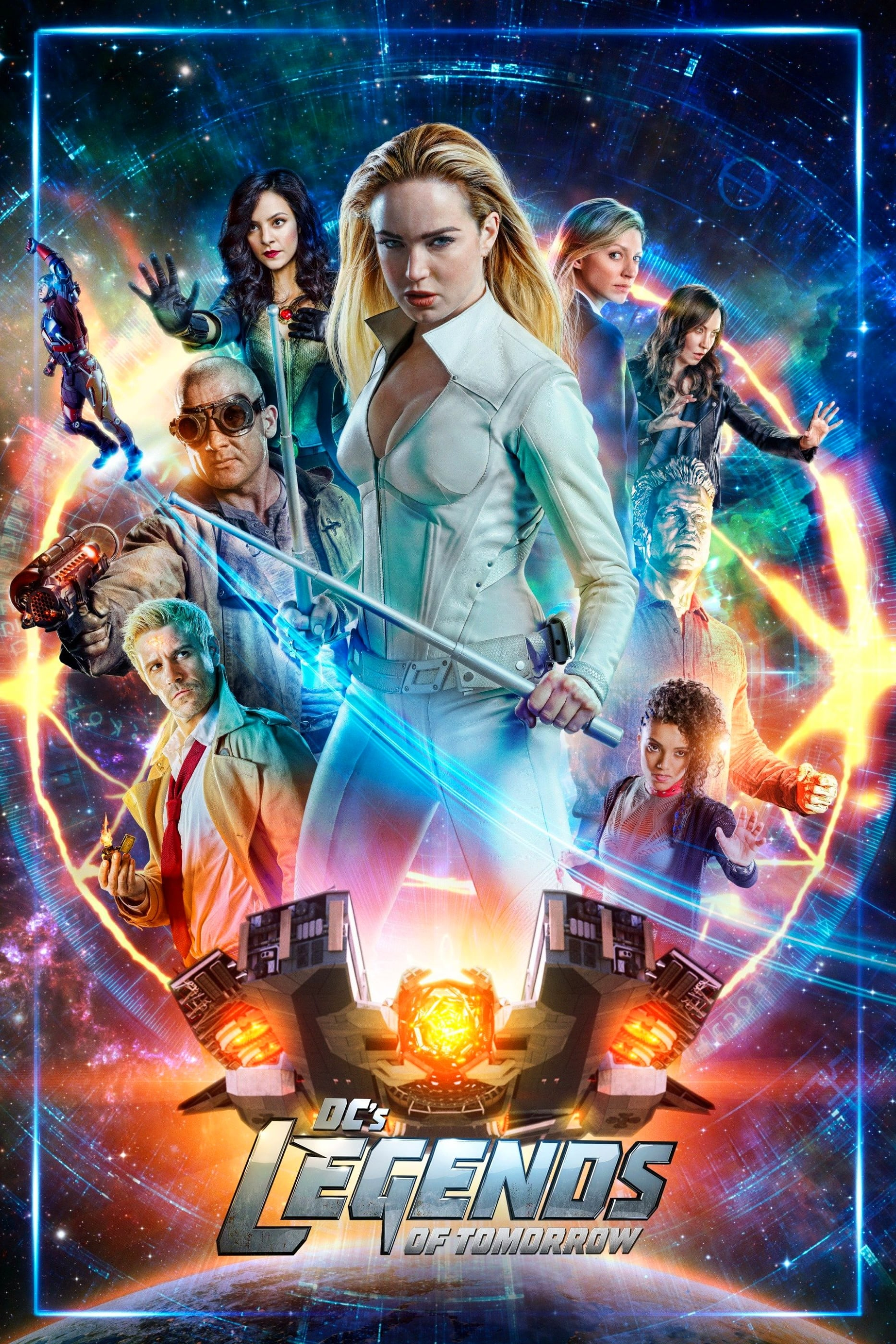 DC's Legends of Tomorrow series tv complet