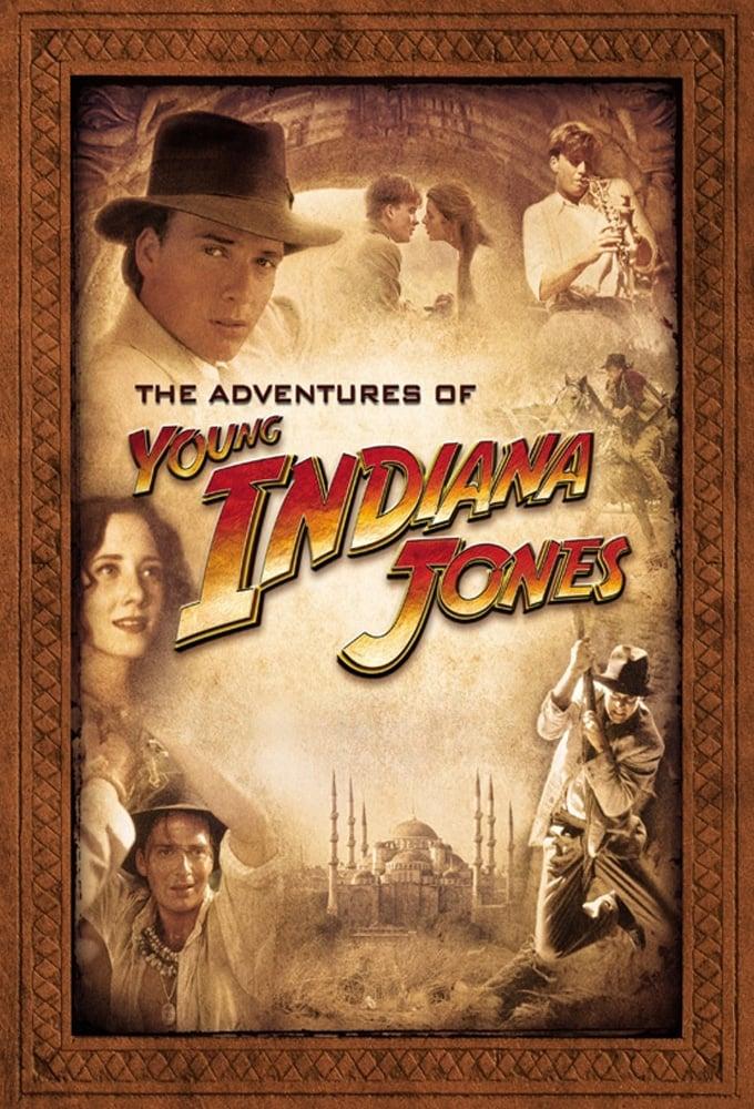 The Adventures of Young Indiana Jones series tv complet
