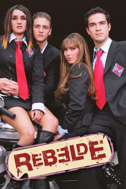 Rebelde series tv complet