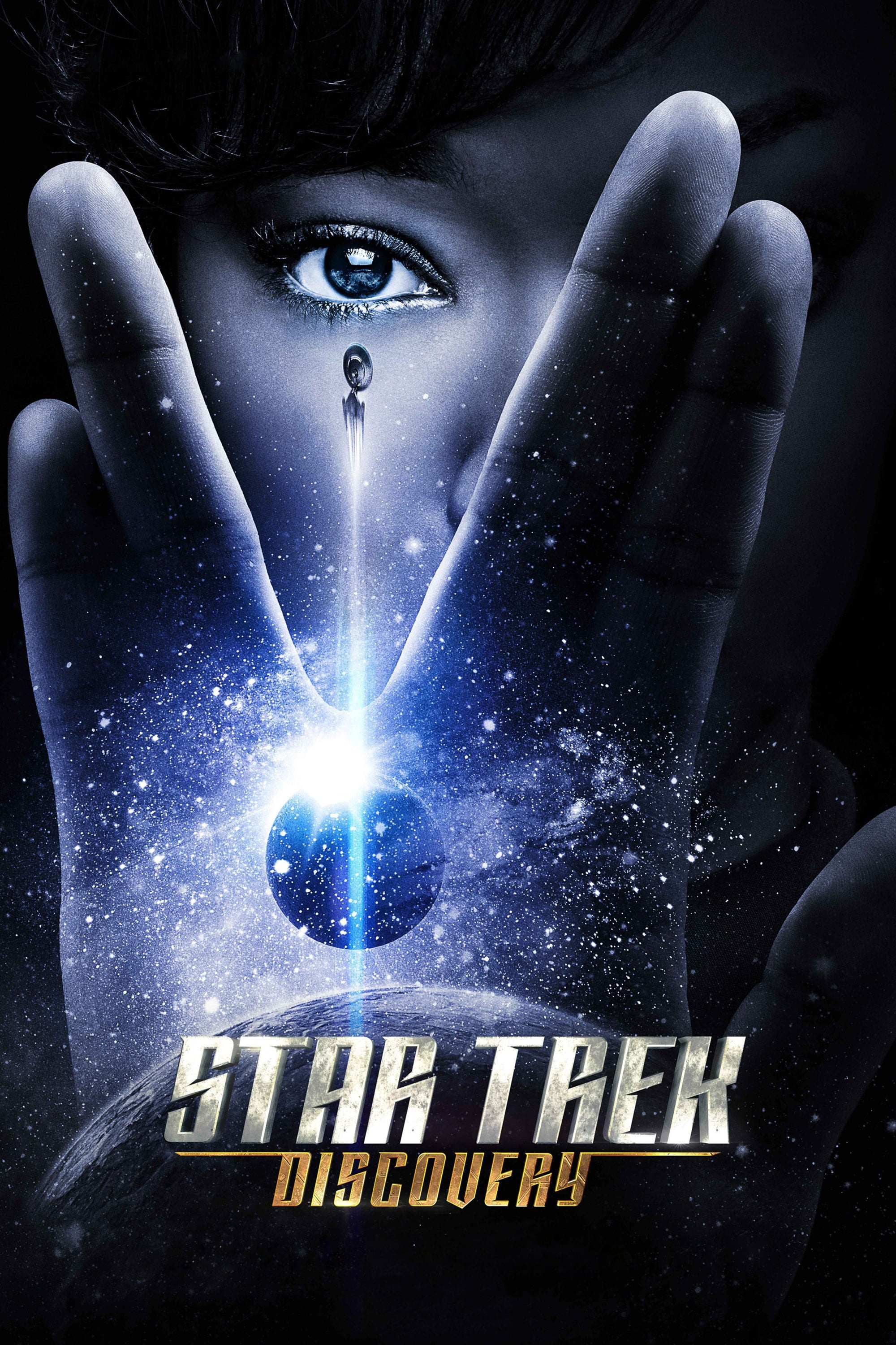 Star Trek : Discovery series tv complet