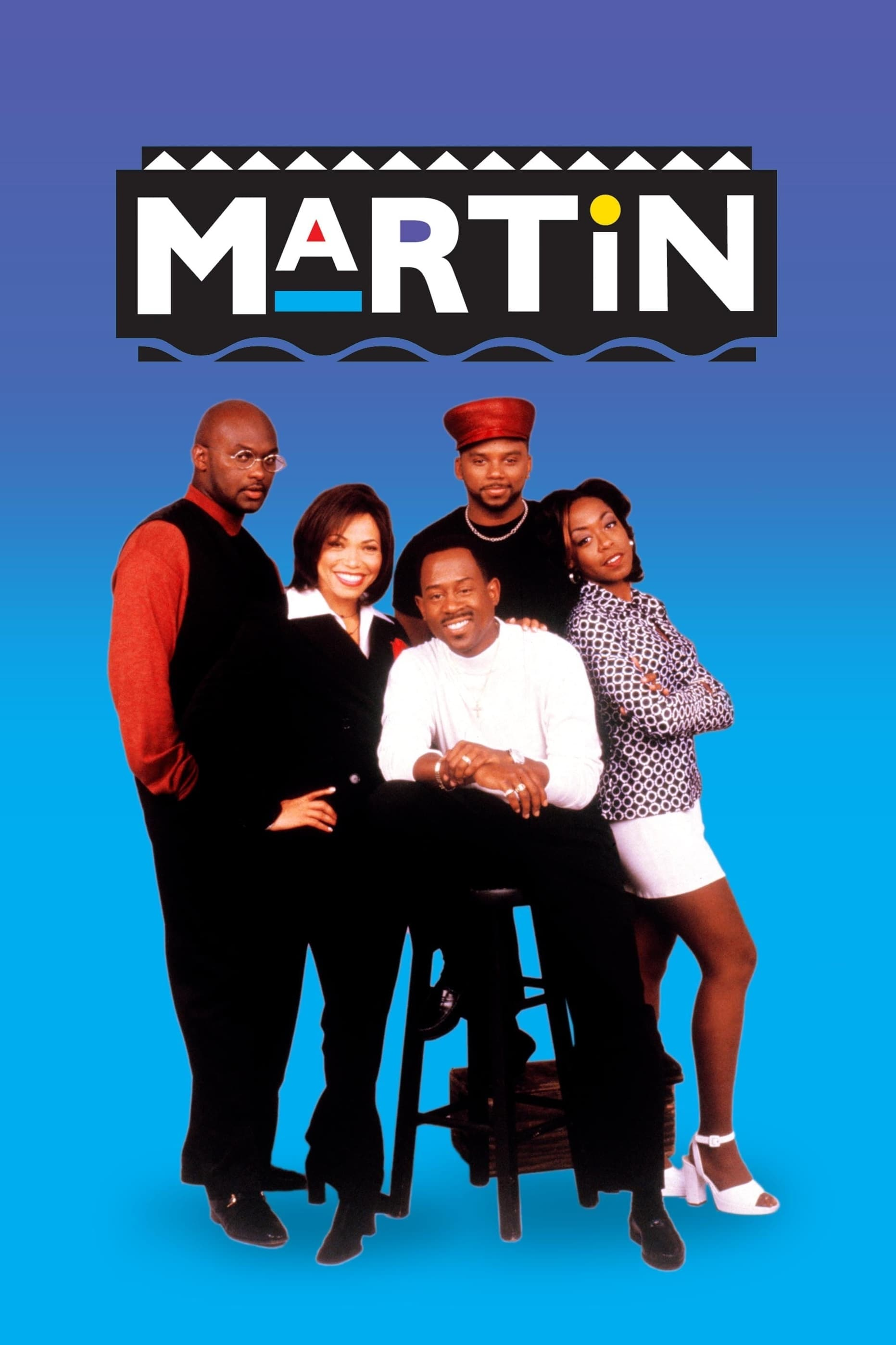 Martin series tv complet