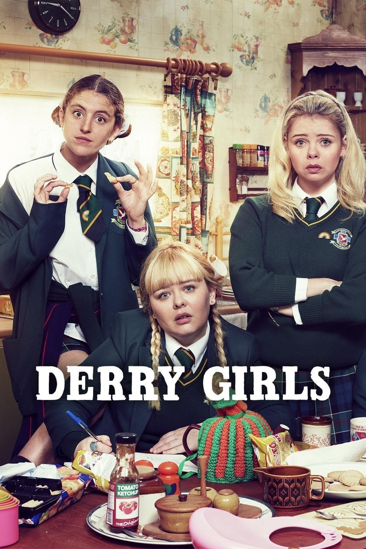 Derry Girls series tv complet