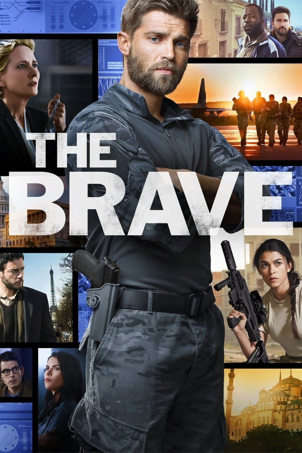 The Brave series tv complet