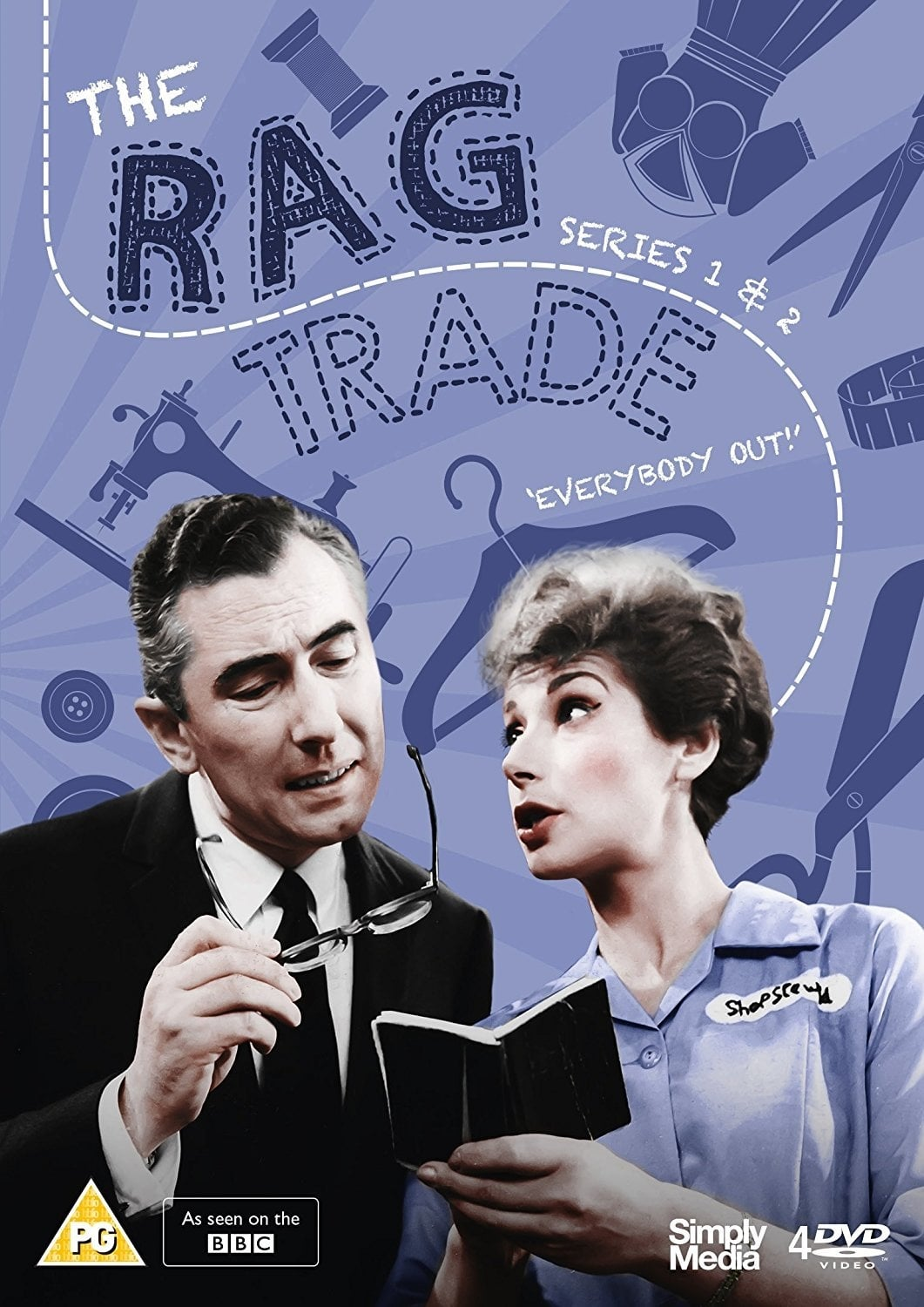 The Rag Trade series tv complet