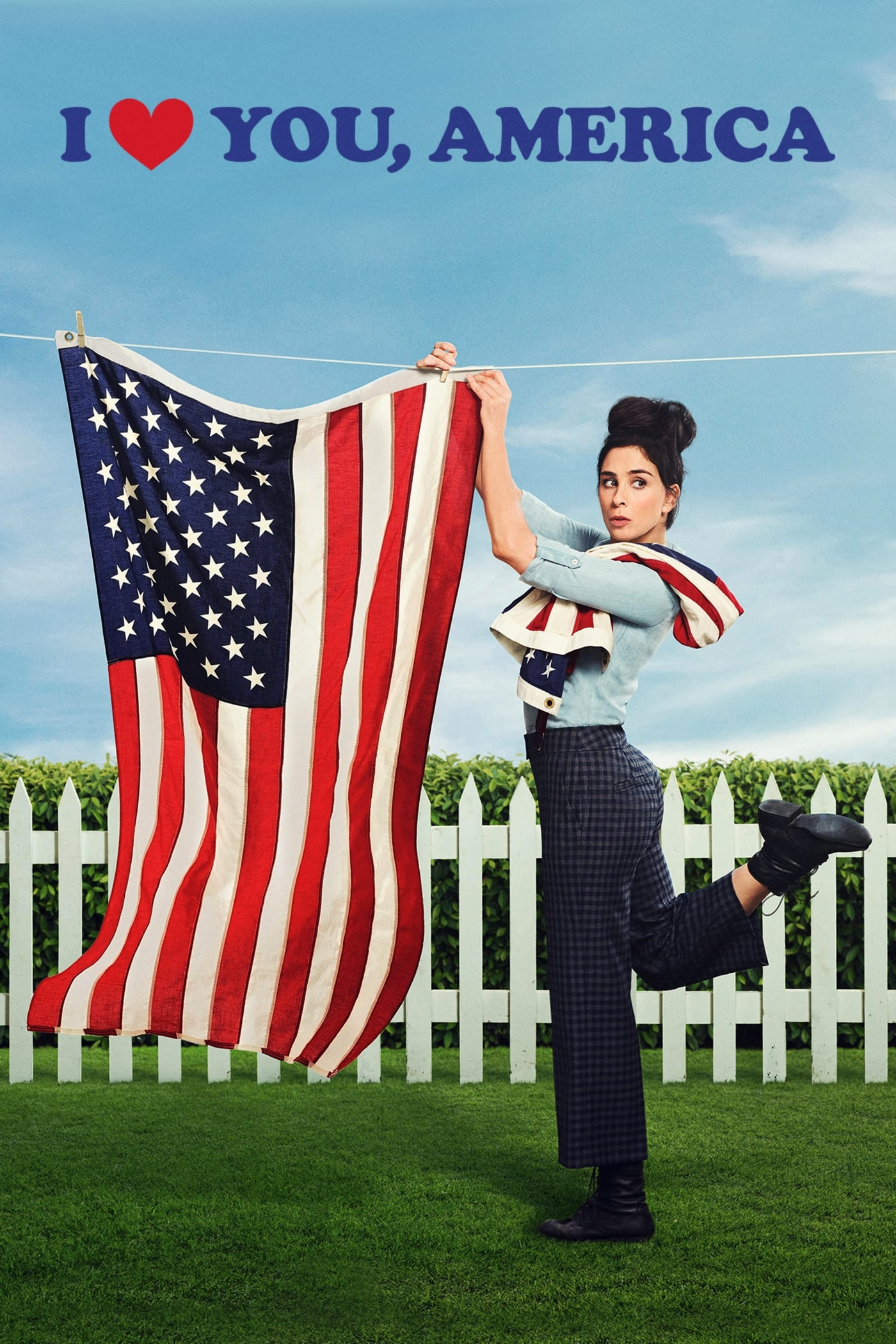 I Love You, America series tv complet