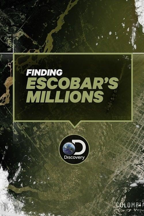 LE TRÉSOR DE PABLO ESCOBAR series tv complet