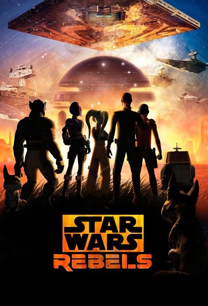 Star Wars Rebels series tv complet