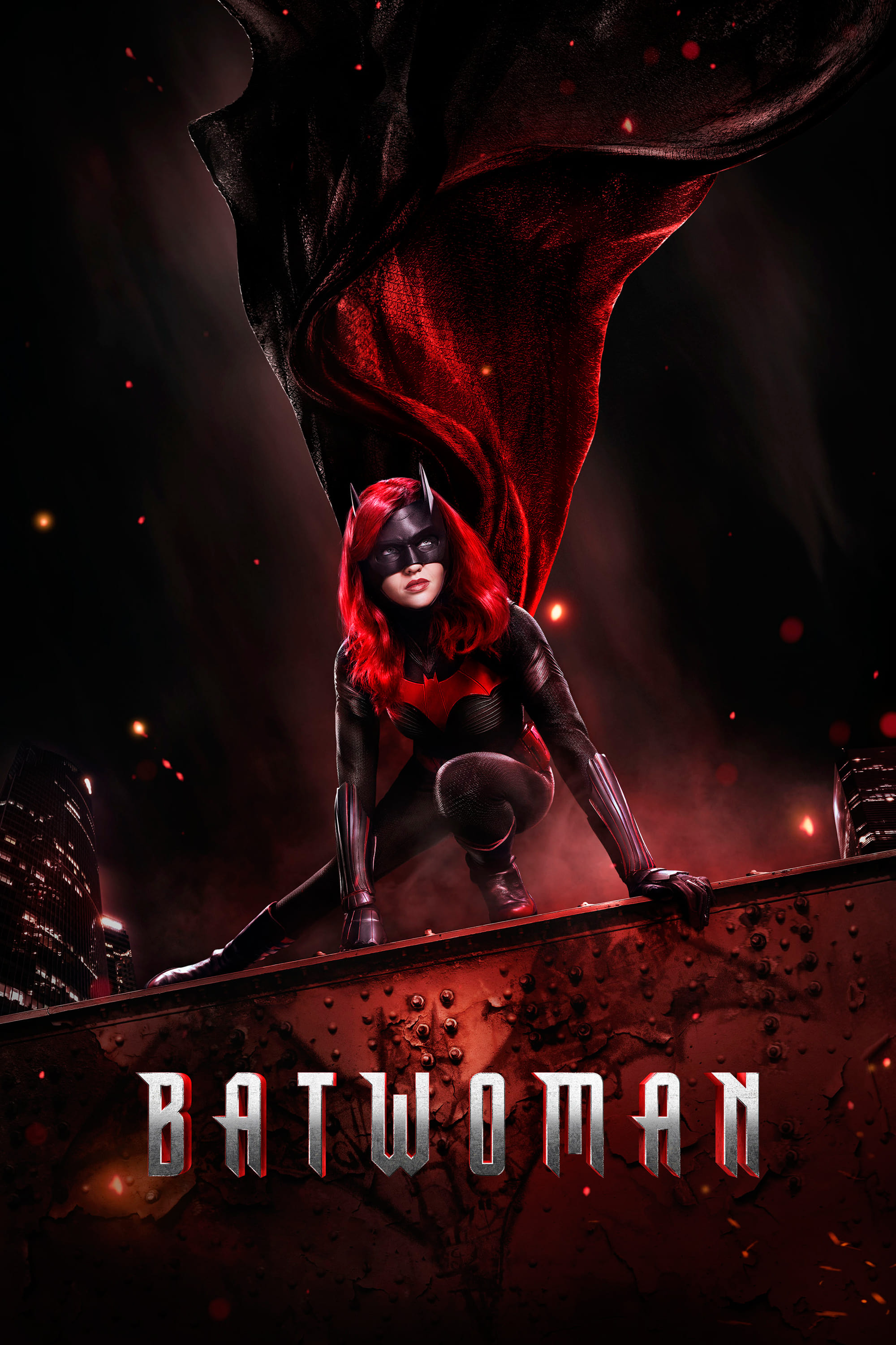 Batwoman series tv complet