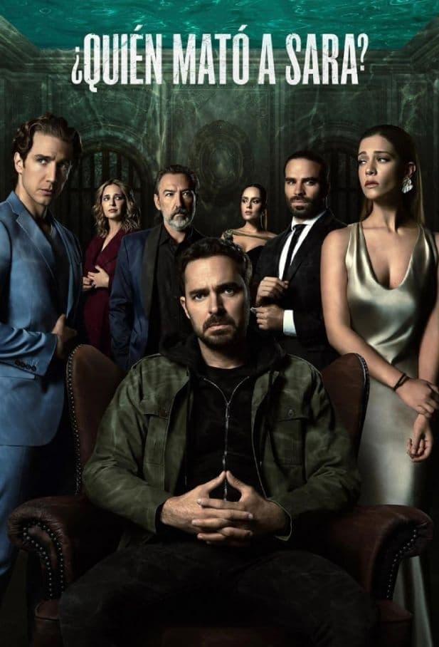 ¿Quién mató a Sara? series tv complet
