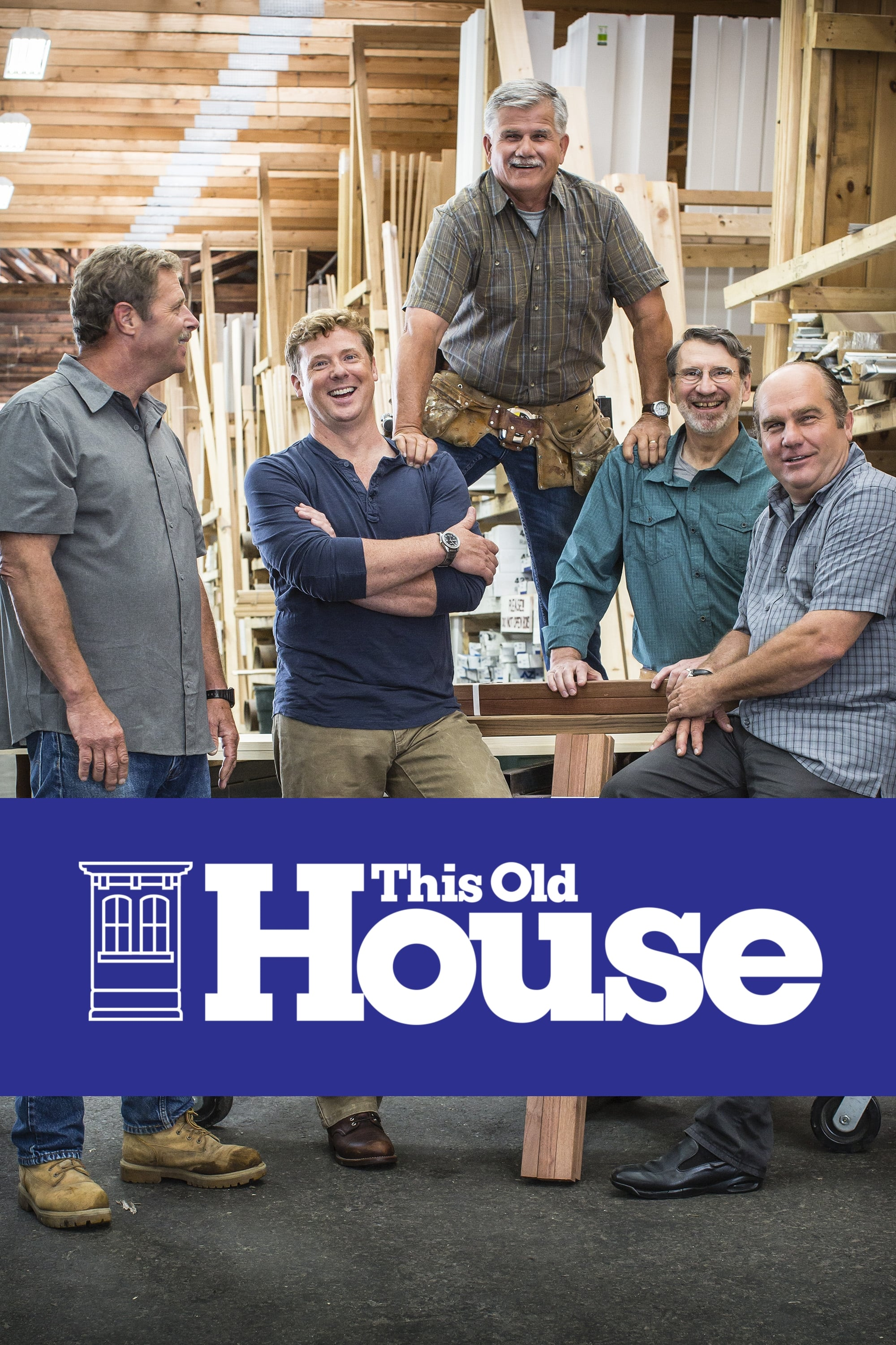 This Old House series tv complet