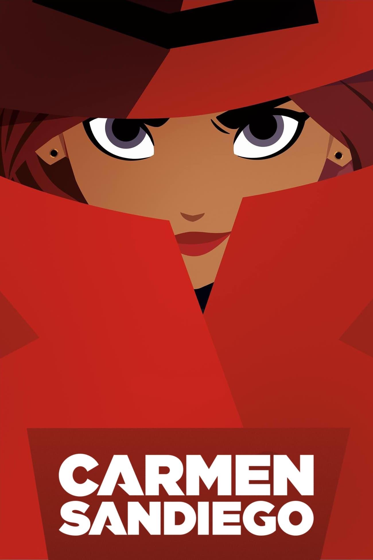 Carmen Sandiego series tv complet