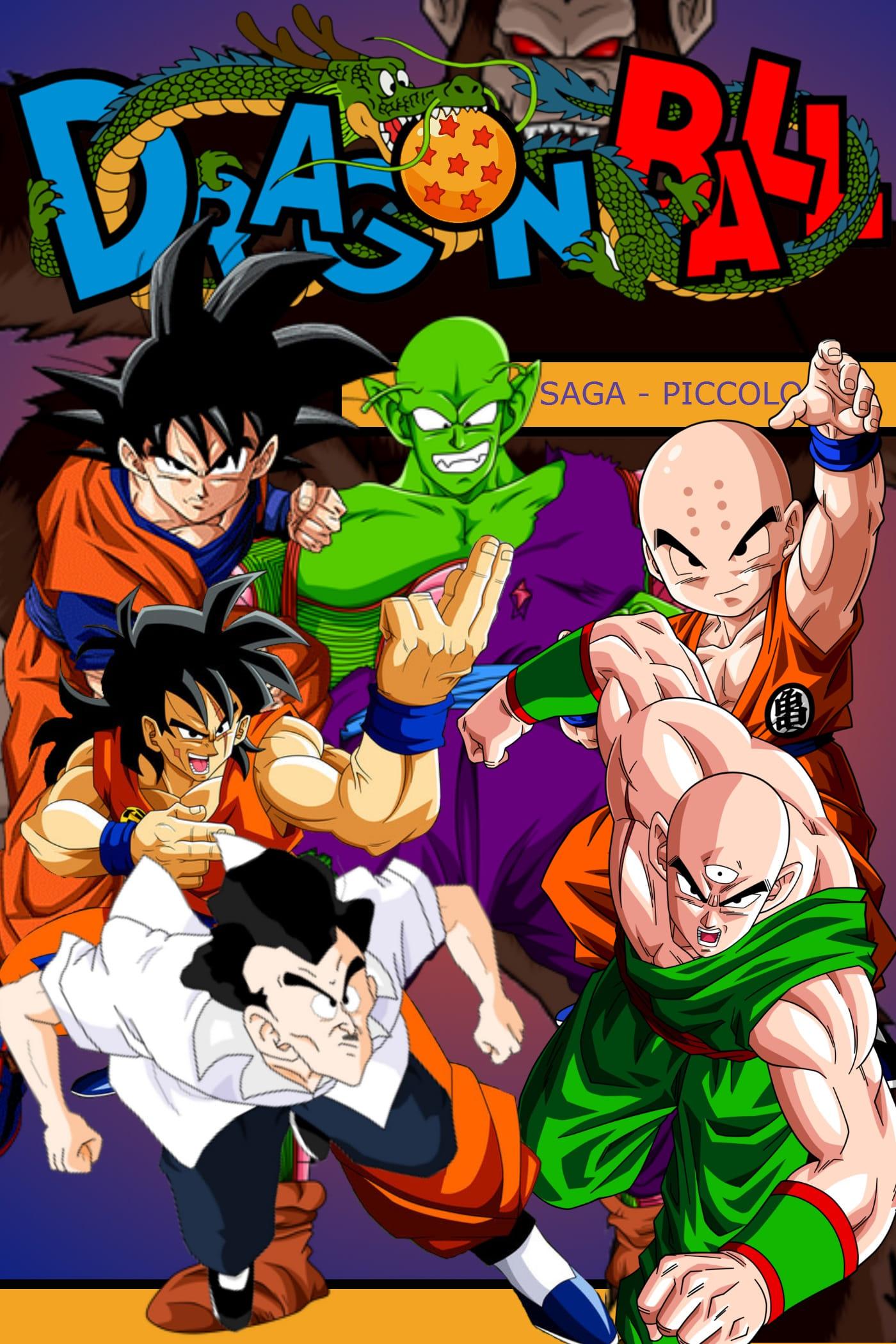 Dragon Ball series tv complet