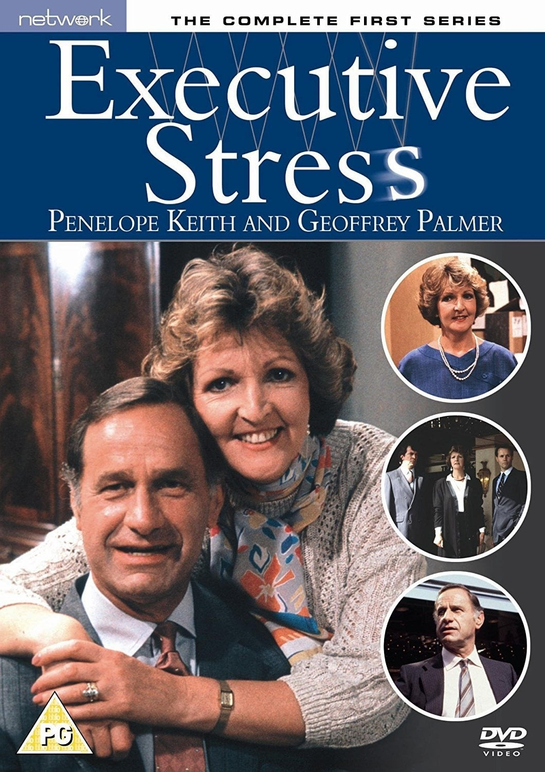 Executive Stress series tv complet