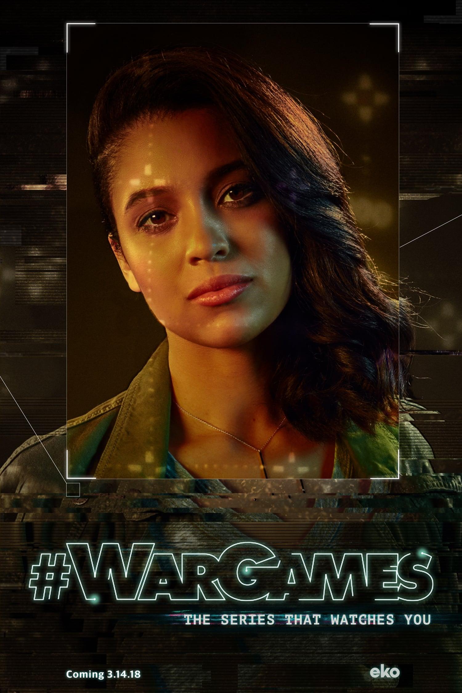 #WarGames series tv complet