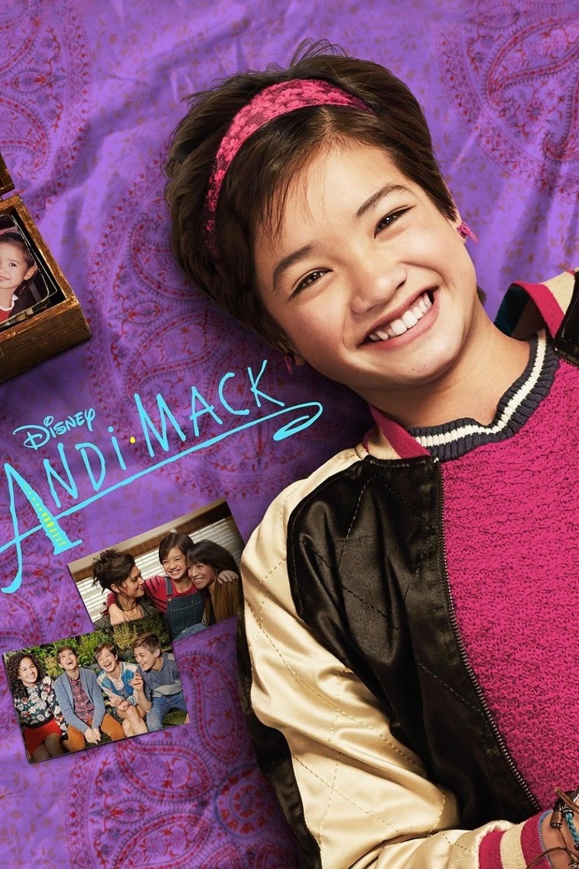 Andi Mack series tv complet