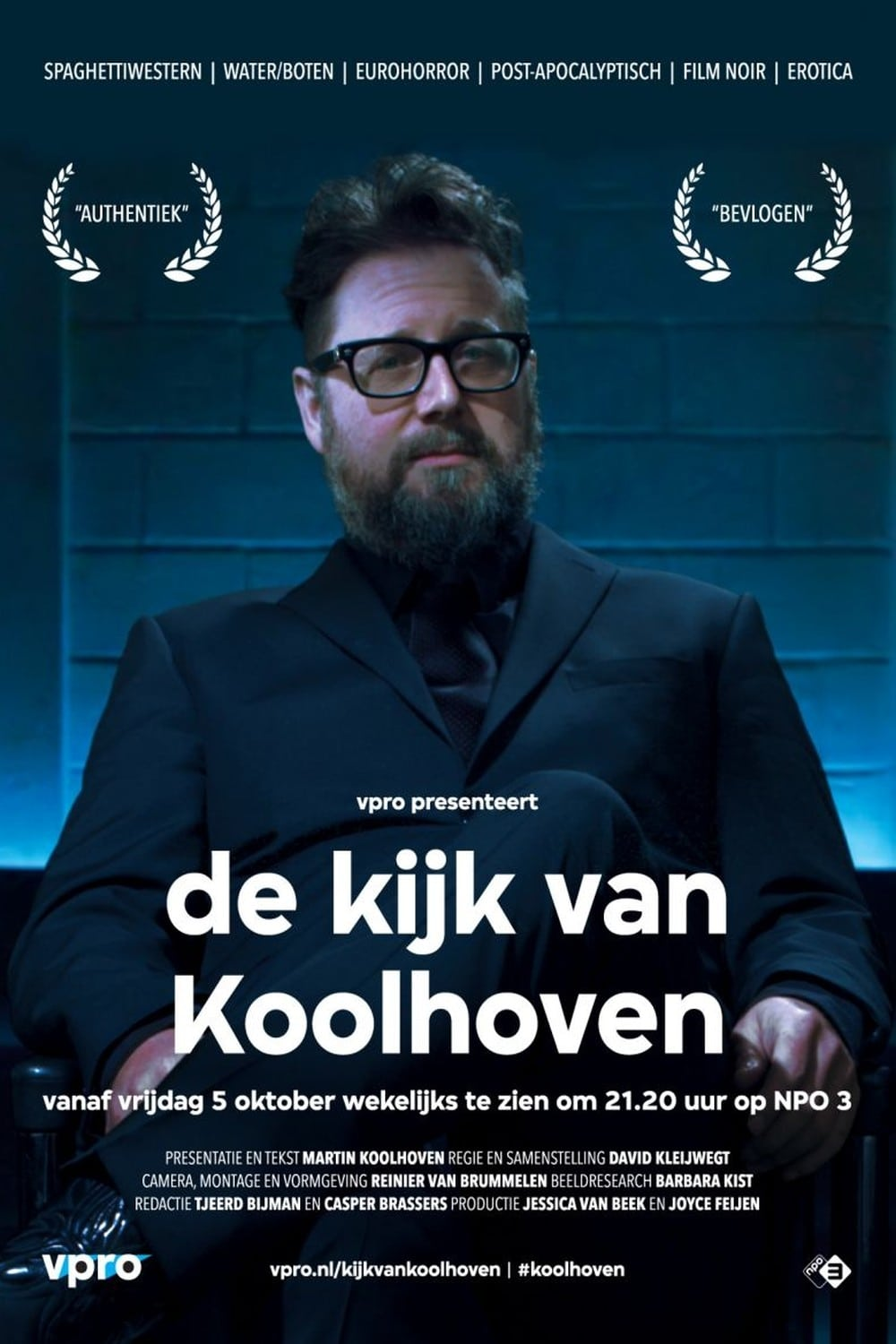 De kijk van Koolhoven series tv complet