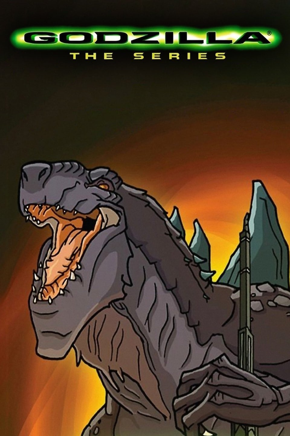 Godzilla: The Series series tv complet