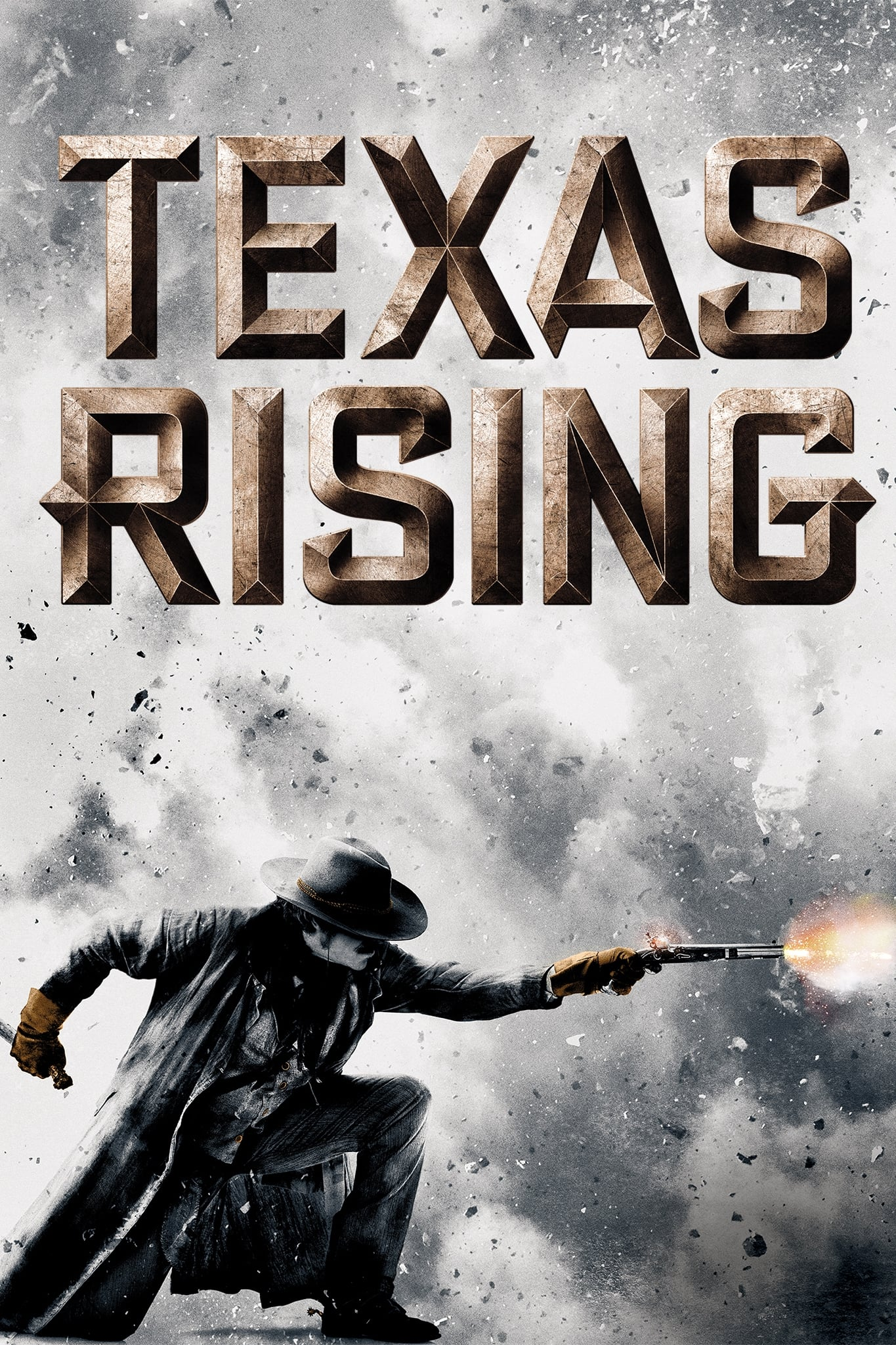 Texas Rising series tv complet