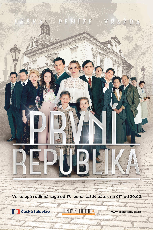 První republika series tv complet