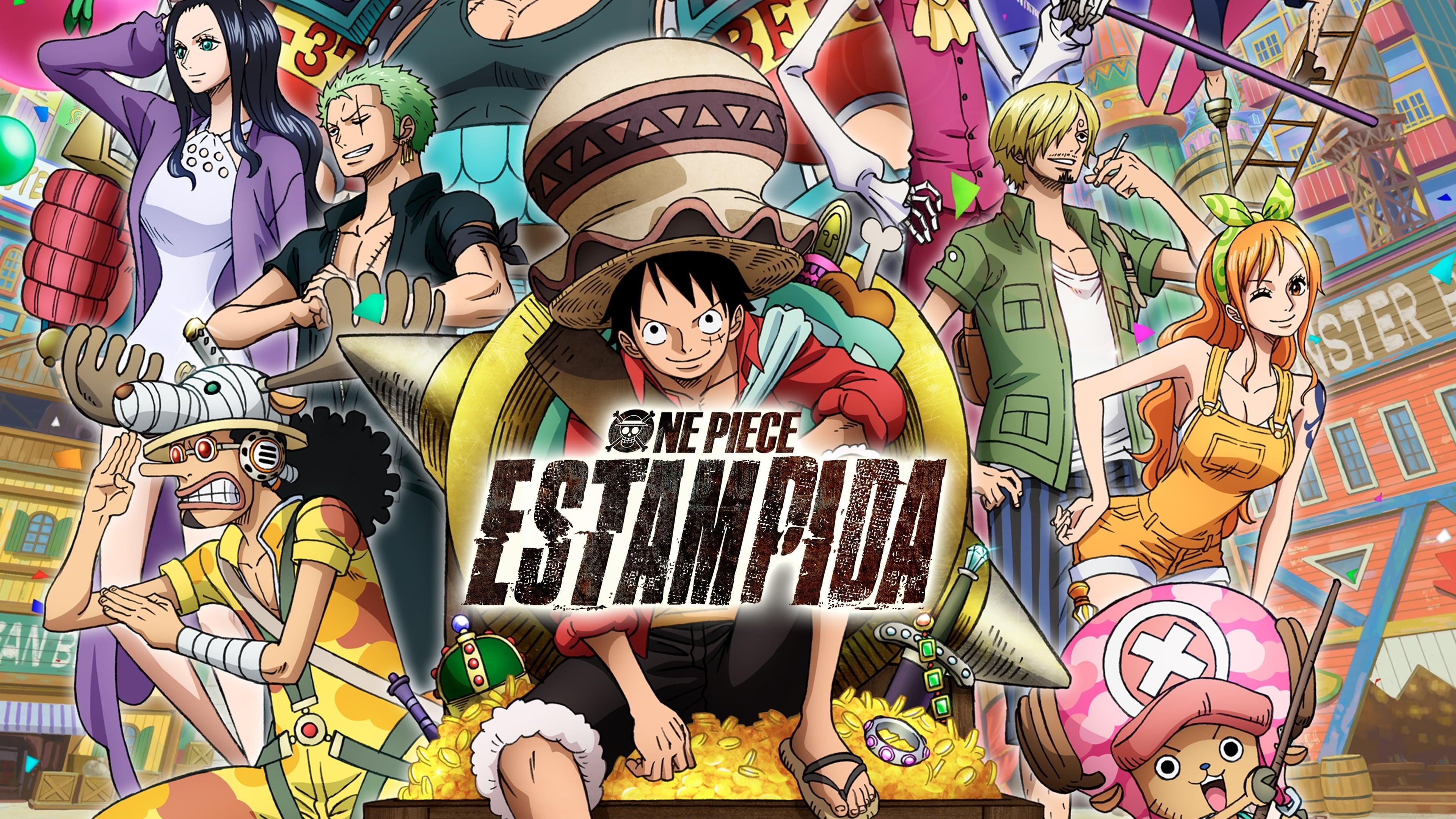 One Piece Movie 14: Stampede