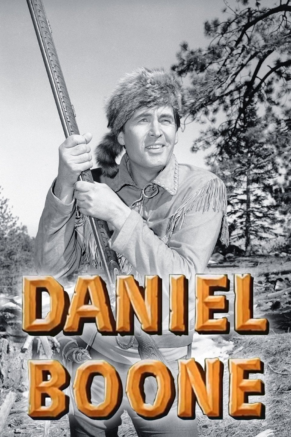 Daniel Boone series tv complet