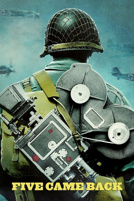 Cinq Hommes et une Guerre series tv complet