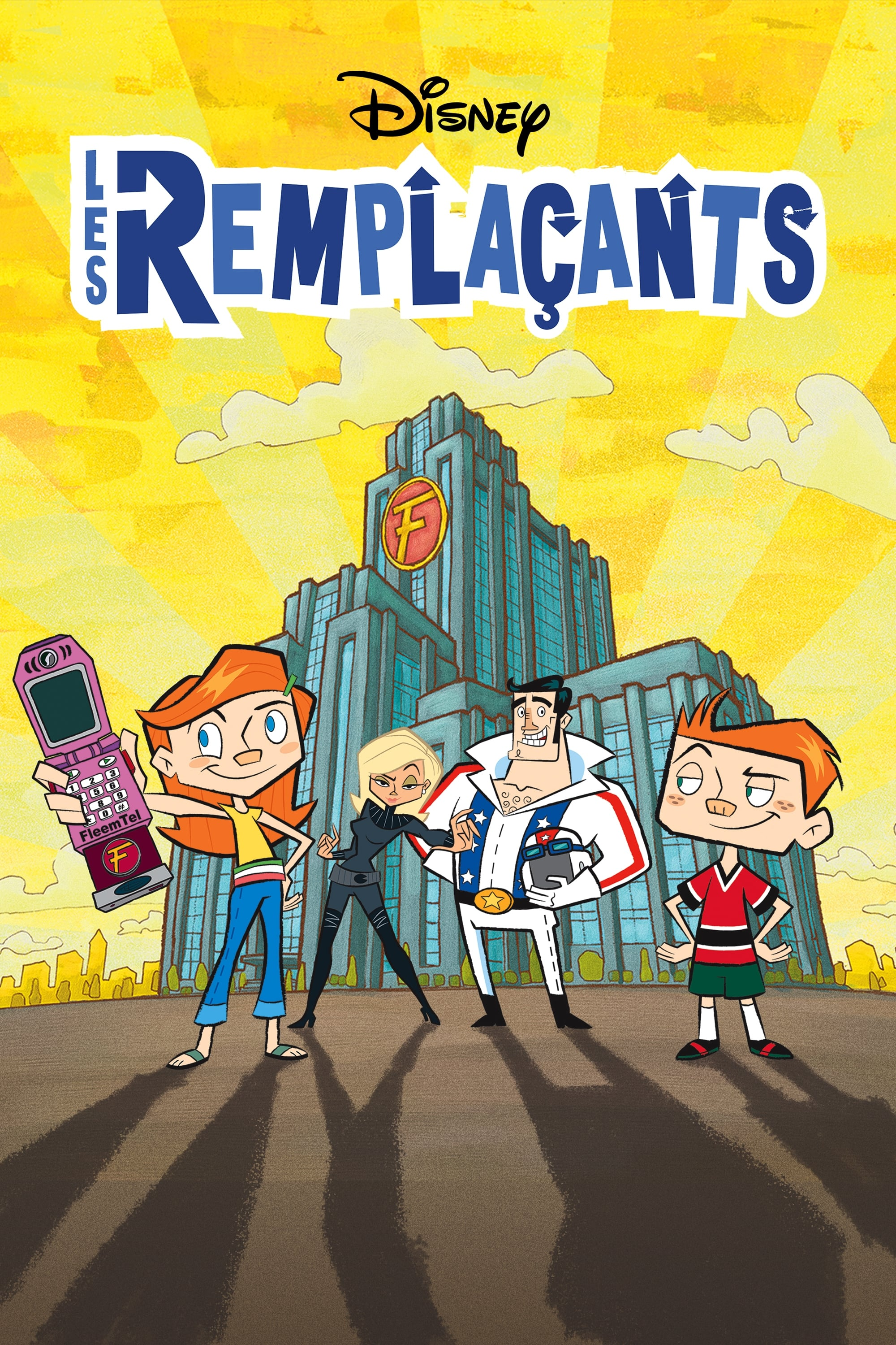 The Replacements series tv complet