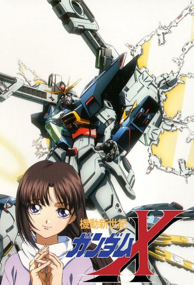 After War Gundam X series tv complet