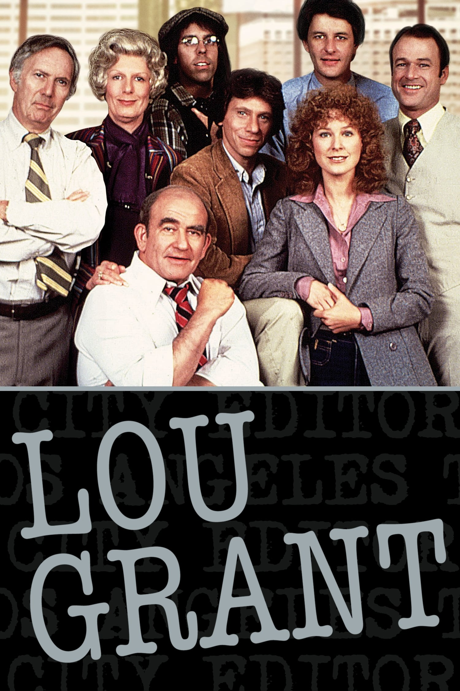 Lou Grant series tv complet